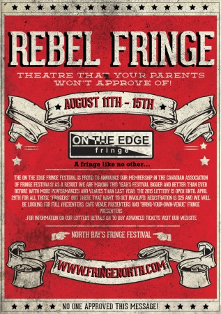 REBEL Fringe