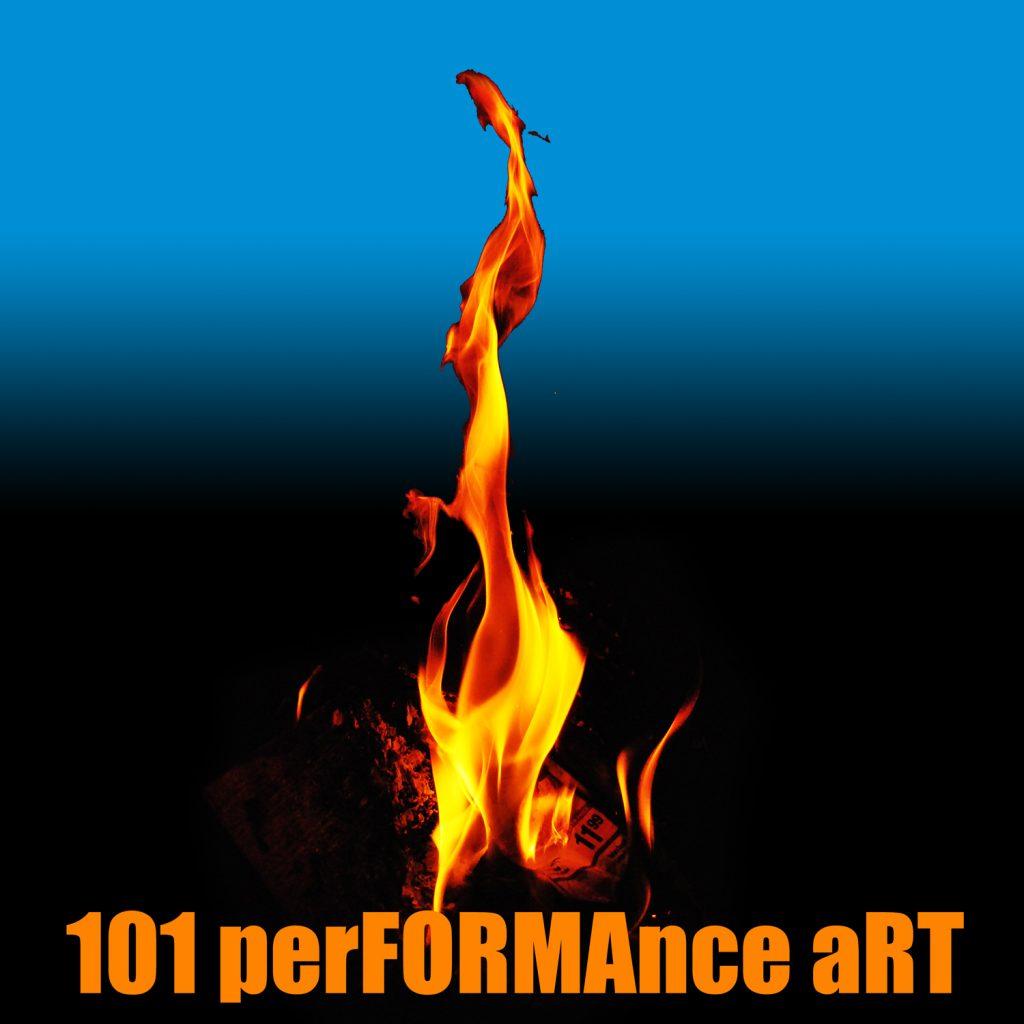 101 perFORMAnce aRT